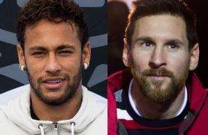 Neymar parabeniza Messi pelo aniversário de 31 anos: 'Te desejo o melhor sempre'