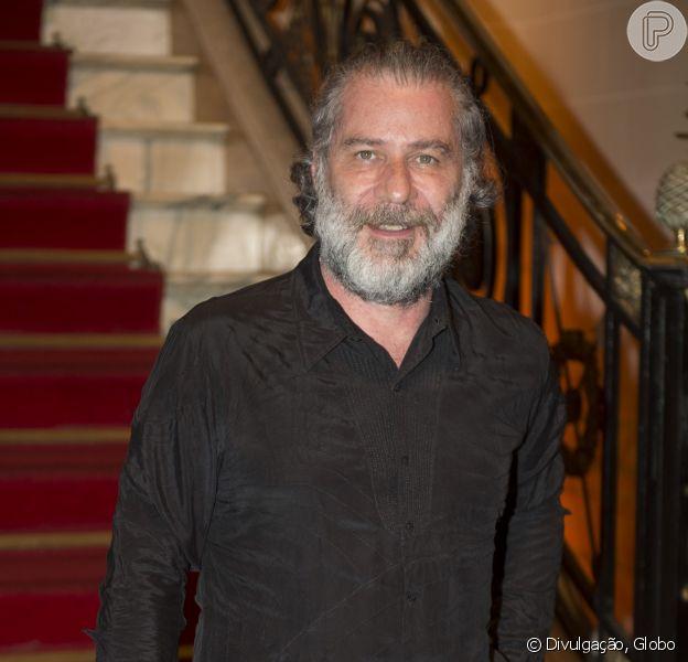 'O Sétimo Guardião': Leopoldo Pacheco viverá milionário após saída de José Mayer, como detalhou em entrevista ao Purepeople nesta terça-feira, dia 26 de junho de 2018
