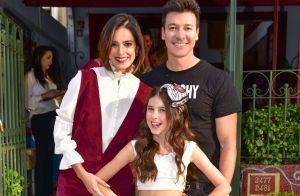 Filha de Rodrigo Faro, Maria lança canal e recebe famosos em festa. Fotos!