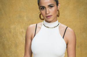 Nanda Costa lança música com namorada e faz homenagem: 'A você todo meu amor'