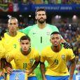Alisson está disputando uma Copa do Mundo com a seleção brasileira pela primeira vez