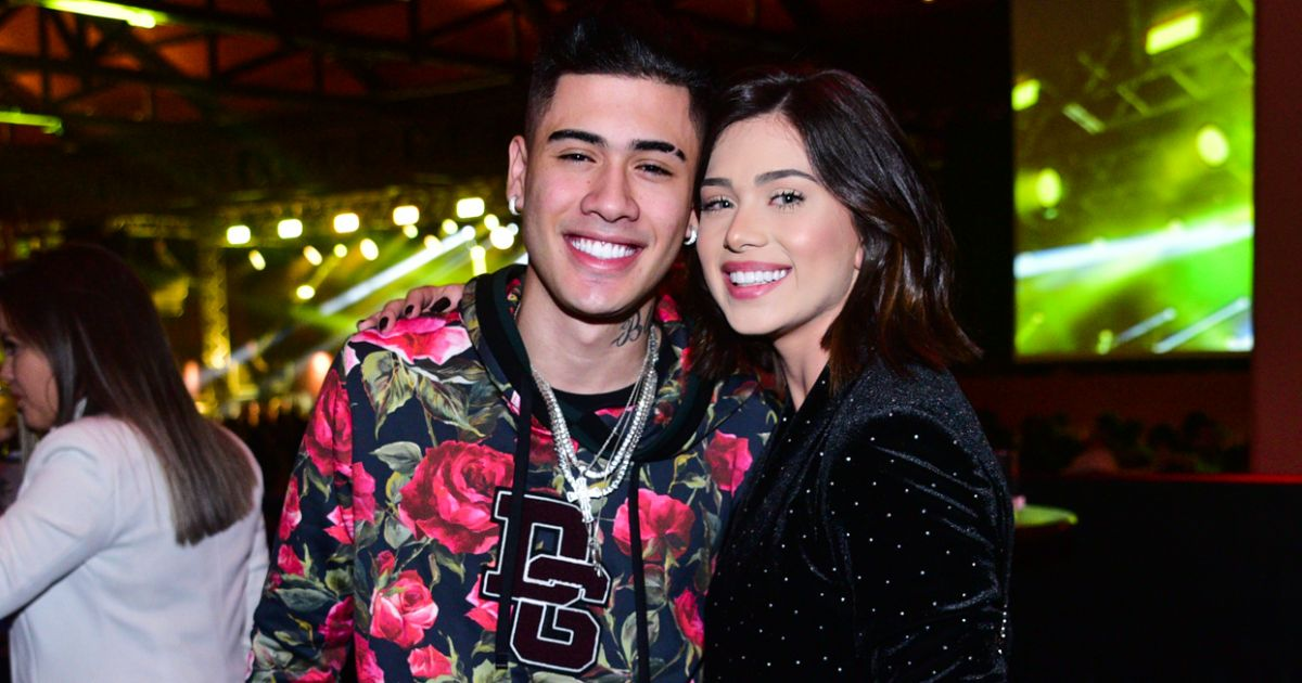 Flavia Pavanelli confirms the end date with Kevinho