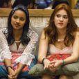 Ana Clara e Gleici Damasceno construíram uma amizade no 'Big Brother Brasil 18'