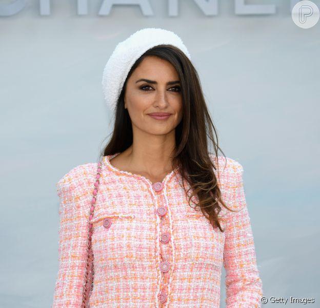 Penélope Cruz será o rosto da próxima campanha Chanel Cruise 2018/19