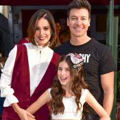 Rodrigo Faro parabeniza filha Maria em estreia no Youtube: 'Muito orgulhoso'