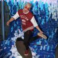 O digital influencer e empresário Léo Piconno lançamento da coleção 'Urban', da grife de calçados Democrata, em São Paulo, na noite desta quarta-feira, 4 de julho de 2018
