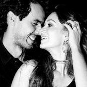 Bodas de maternidade! Marina Ruy Barbosa comemora 9 meses de casada: 'Amor'