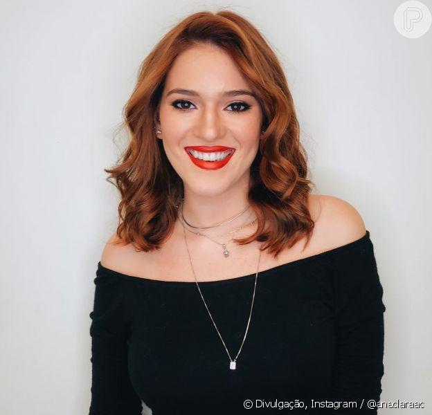 Ex-BBB Ana Claranão mudaria cor do cabelo por exigência de trabalho: 'Gosto de ser ruiva'