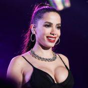 No México, Anitta começa as gravações como técnica do reality 'The Voice'