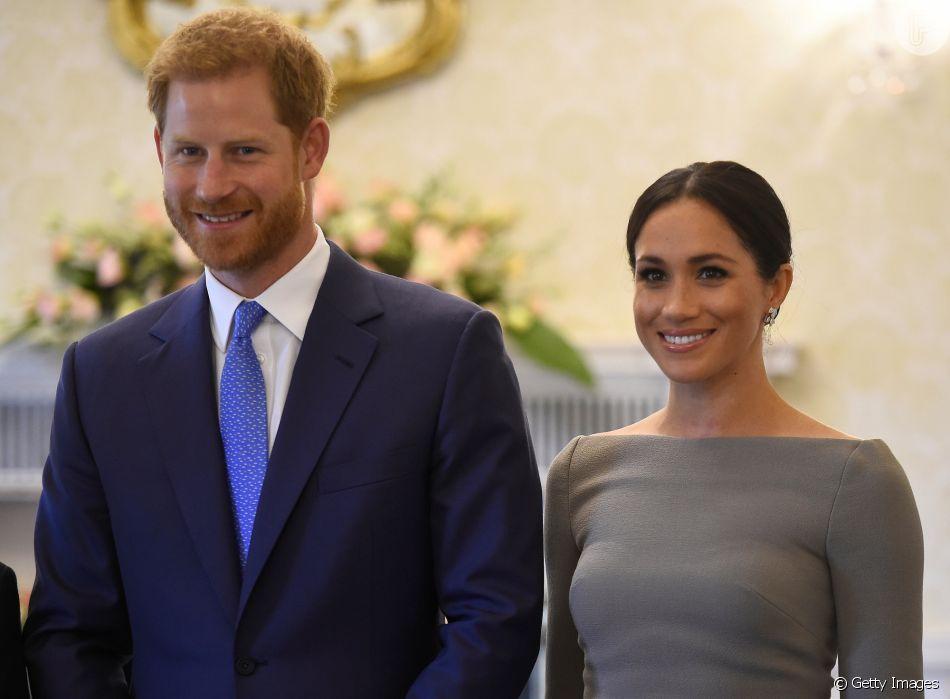 Meghan Markle e Príncipe Harry 'fecham' restaurante para almoço em Dublin nesta quarta-feira, dia 11 de julho de 2018