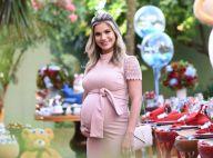 Andressa Suita organiza chá de bebê para o segundo filho, Samuel. Veja fotos!