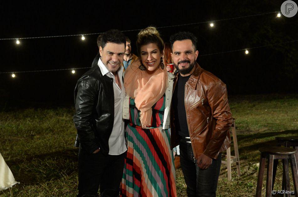 851030a5181ff Lorena Improta estrela clipe de Zezé di Camargo e Luciano   Trabalhar ao  lado deles é uma alegria e uma superconquista na minha carreira!