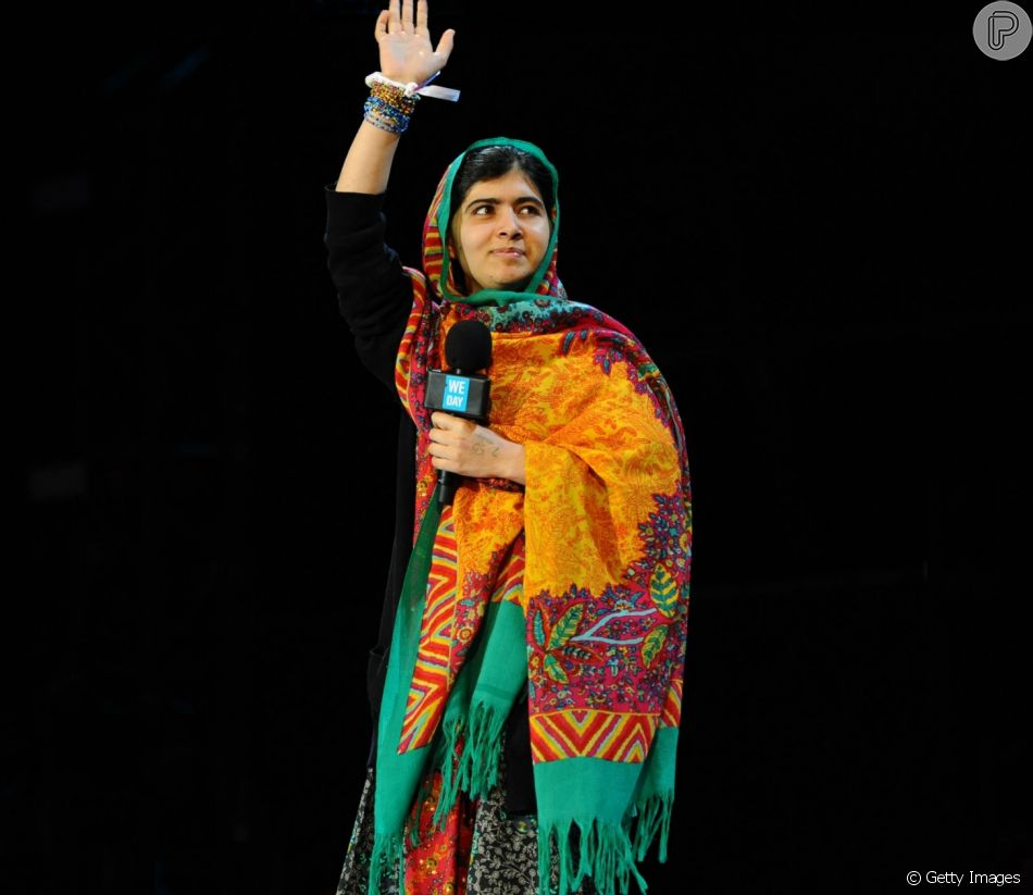 Malala Yousafzai completa 21 anos nesta quinta-feira, dia 12 de julho de 2018