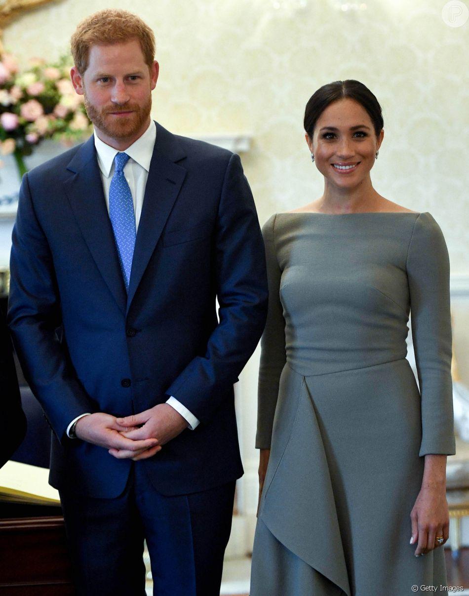 Príncipe Harry e Meghan Markle não planejam ter uma família numerosa