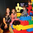 Luana Piovani decidiu se mudar para ter mais segurança para os filhos, Dom, Bem e Liz