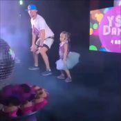 Filha de Wesley Safadão dança música de Kevinho em aniversário de 4 anos. Vídeo!