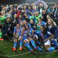 A seleção brasileira de futebol feminino é heptacampeã da Copa América de futebol feminino