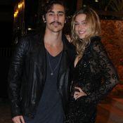 Bruno Montaleone e Sasha Meneghel curtem viagem juntos: 'Noronhando'. Foto!