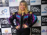 Marília Mendonça ironiza ao exibir corpo mais magro em show: 'Tanto Photoshop'
