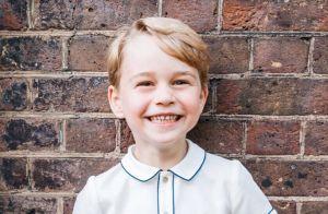 Príncipe George completa 5 anos e palácio divulga nova foto em comemoração. Veja