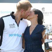Meghan Markle e príncipe Harry quebram protocolo e trocam beijo em evento