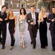 Ao lado de Courteney Cox, Lisa Kudrow, Matt LeBlanc, Matthew Perry e David Schwimmer, Jennifer Aniston estrelou a série 'Friends', que terminou em 2004