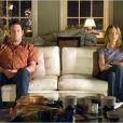 Vince Vaughn e Jennifer Aniston protagonizaram o filme 'Separados pelo Casamento', em 2006
