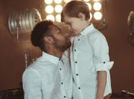 Neymar mostra intimidade com o filho, Davi Lucca, em campanha para marca. Fotos!