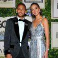 Bruna Marquezine e Neymar marcaram presença no casamento da melhor amiga da atriz, realizado neste sábado, 28 de julho de 2018