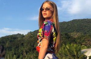 'Não é porque sou mulher que tenho que ser mãe', diz Luísa Sonza sobre gravidez