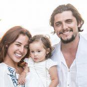 Filha de Bruno Gissoni e Yanna Lavigne uniu o casal: 'Nos trouxe de volta'
