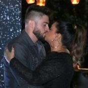 Preta Gil ganha beijo do marido e recebe famosos em sua festa de 44 anos. Fotos!