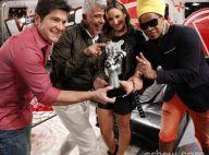 Claudia Leitte inicia as gravações do 'The Voice Brasil': 'Todo mundo empolgado'