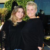 Xuxa explica por que filha, Sasha, é tímida: 'Foi muita exposição na vida dela'