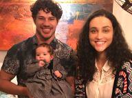 José Loreto dispensa padrão de gênero em criação da filha: 'Trato como criança'