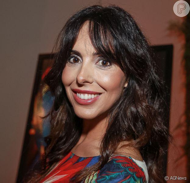 Mulher de Marcos Mion, Suzana Gullo lembrou o câncer de mama que enfrentou e venceu em 2016