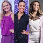 Longe da TV, Angélica vai atuar no cinema com Ivete Sangalo e Suzana Pires