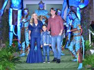 Eliana comemora aniversário de 7 anos do filho com festa temática em SP. Fotos!