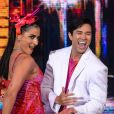 Reginaldo Sama e Maria Joana ganharam o 'Dança dos Famosos' em 2017