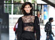 Focado no mundo noturno, desfile da À La Garçonne transforma lingerie em roupa