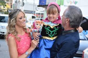 Fantasiada, Rafaella Justus comemora aniversário de 5 anos com festa em SP