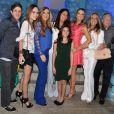 Familiares e amigos festejaram o aniversário de Rafaella Justus em São Paulo
