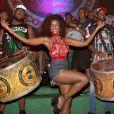 Erika Januza descarta favoritismo no 'Dança dos Famosos': 'Não tem isso de quem dança mais ou menos'