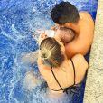 Casado com Andressa Suita, Gusttavo Lima preza momentos com a família