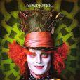 Johnny Depp interpreta o Chapeleiro Maluco no 'Alice no País das Maravilhas'
