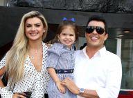 f6c6ed5ed6 Mãe e filha cheias de estilo! Mirella Santos combina look com Valentina.  Foto!