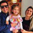 Mirella Santos acrescentou que a filha, Valentina, opina nos looks que usa: 'Se ela bate o pé que quer determinada roupa, tem que ser'