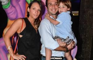 Caio Ribeiro, comentarista da TV Globo, revela que será pai pela segunda vez