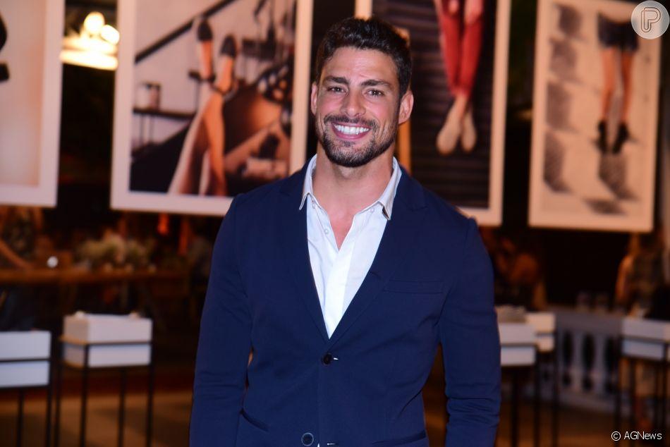 Cauã Reymond diz ter pouco ritmo para ser participante do 'Dança dos Famosos'