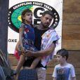 'No meu tempo livre, eu gosto de ficar com a minha filha', disse Cauã Reymond sobre Sofia